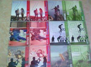 Livros do 7. 8. e 9 ano livraria FTD por 100 reais todos