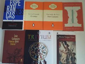 Livros novos, Grandes Clássicos da literatura