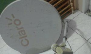 Antena de 90 cm da claro entrego