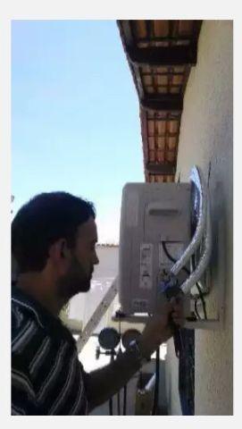 Instalação de ar condicionado casa
