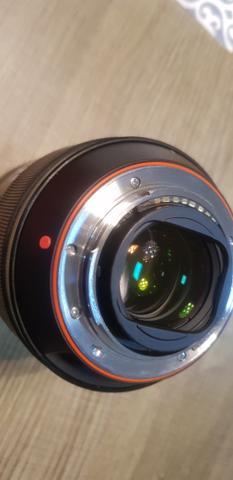 Sony Lente Zoom mm F/2.8 Carl Zeiss T* Montagem Alpha A