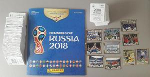 Album Copa do Mundo  - Completo para colar