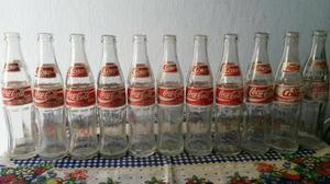 Garrafas De Refrigerante Coca-cola Sprite E Teem