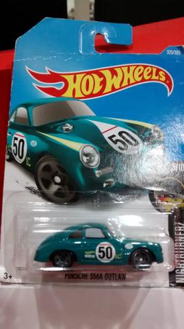 Hot Wheels Porche 356a