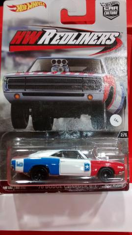 Hot Wheels car culture 70 dodge charger rt