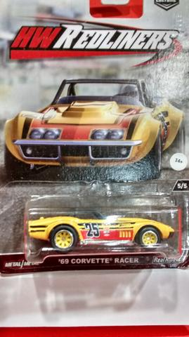 Hot Wheels car culture corvette racer