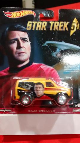 Hot Wheels pop culutre star trek Baja