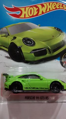 Hot Wheels porche 911 gt3 rs