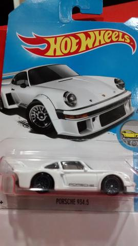 Hot Wheels porche  branco
