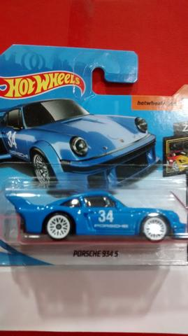 Hot wheels porche