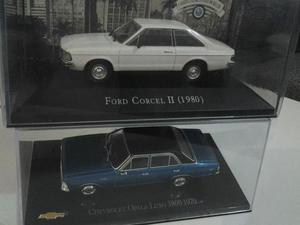 Miniaturas Opala e Corcel I I