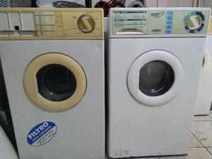 Lote com 5 máquinas de lavar roupas.