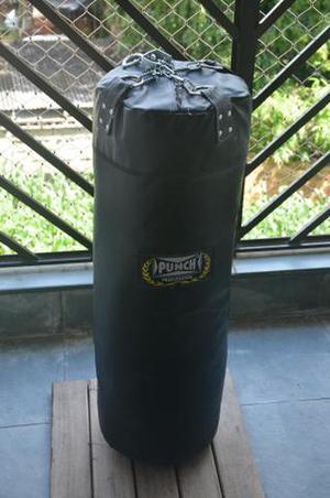 Saco De Pancada Punch Profissional 90 Cm