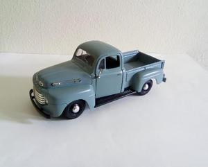 Miniatura pick up ford F  escala 1/25