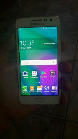 Samsung A3 16GB (VENDO ou troco por celular de menor valor)