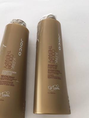 shampoo e condicionador joico k-pak color therapy