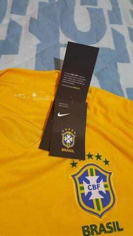 Camisa Seleção Brasileira Nike!