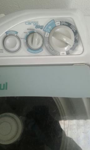 Máquina de lavar 8 kilos em perfeito funcionamento