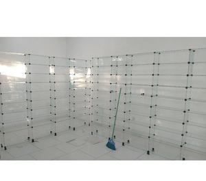 Balcoes de vidro temperado novos e semi novos