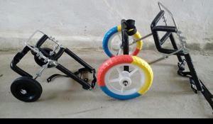 Cadeirinhas de rodas para cães e gatos