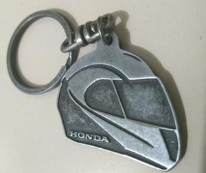 Lindo Chaveiro Honda Titanium Original Raríssimo