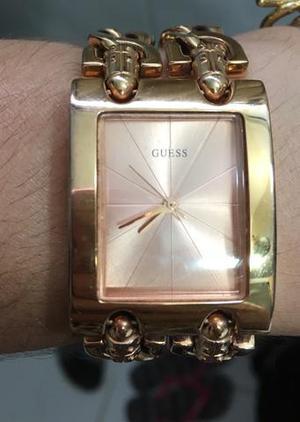Relógio Guess original Feminino em aço rosé