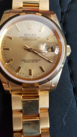 Relógio da marca Rolex 2a linha