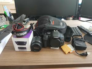Canon 3ti + 4 lentes