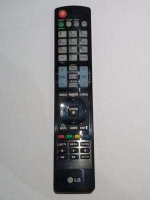 Controle Remoto LG Lcd/led Original Akb