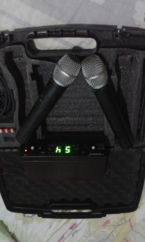 Microfone profissional Karsect kru 162 ja e o menor valor