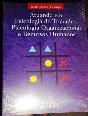 Atuando Em Psicologia Do Trabalhando, Psicologia