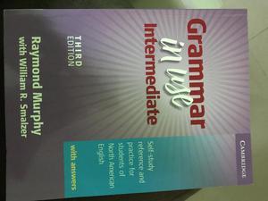 Livro Grammar in use