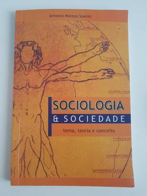 Livro Sociologia & Sociedade