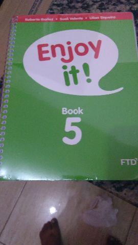 Livro de inglês 5 ano