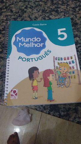 Livro português 5 ano