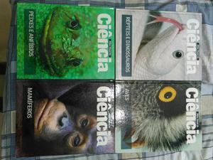 Livros de Biologia / Ciências Ambientais