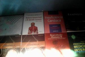 Livros de medicina usados