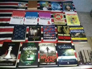 Lote 20 Livros Diversos