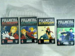 Mangas Fullmetal Alchemist