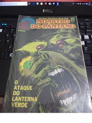 Monstro do Pântano 17 - Alan Moore - excelente estado, como