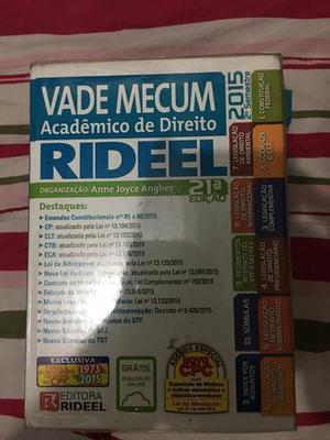 Vade Mecum  ideal para estudar para concurso público