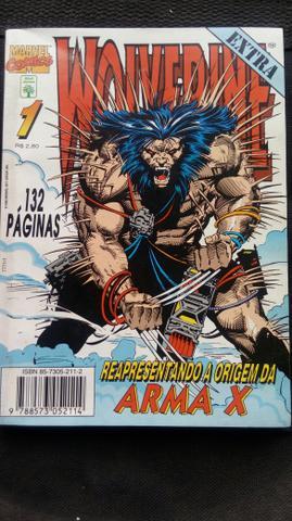 Wolverine Extra 1 - Arma X