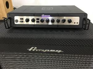 Amplificador Ampeg PF-800 + Gabinete PF210HE