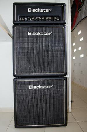Amplificador Blackstar HT-5 Mini Stack Valvulado Guitarra