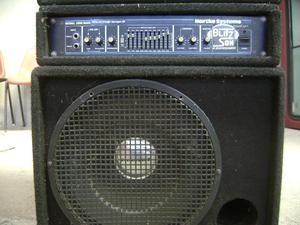 Amplificador Cabeçote Contra Baixo Hartke Ha