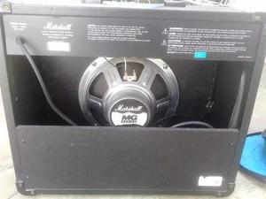 Cubo Marshall 80 Watts