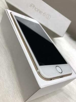 IPhone 6s gold, 16gb, seminovo, completo