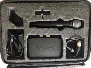 Microfone Shure GLXD