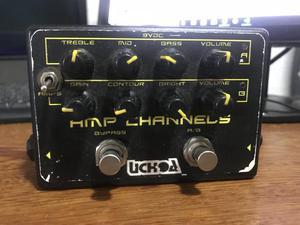 Pedal Amp Channels Uchoa
