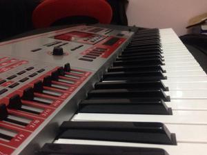 Teclado sintetizador Casio. XW G1